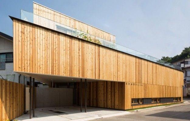 Architetture sostenibili in legno costruire secondo la for Progetti di edilizia eco friendly