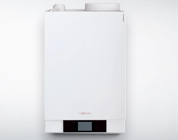 Caldaia a condensazione Vitodens 200-W di Viessmann