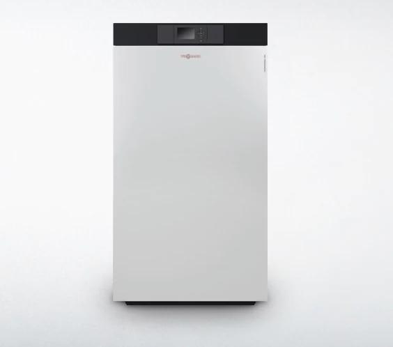 Riscaldamento efficiente nei condomini con vitocrossal 100 for Caldaia a condensazione viessmann