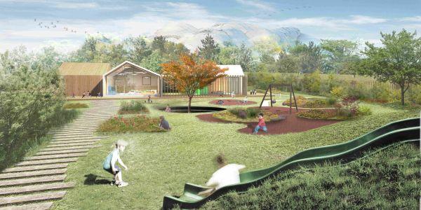 Il nuovo asilo sostenibile di City Life