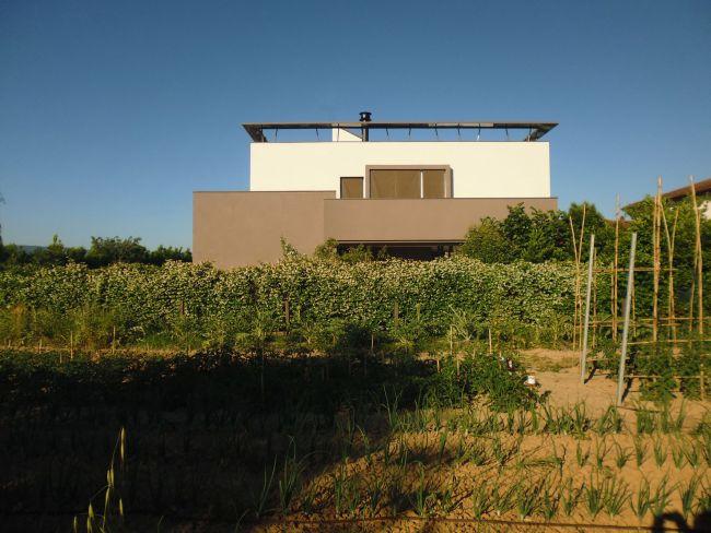 Serramenti Internorm per un'abitazione in clase A realizzata ad Empoli