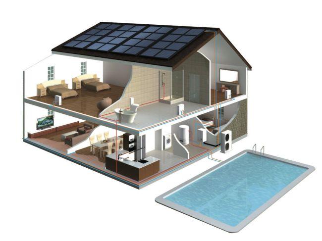 Gamma di pompe di calore green Waterstage di Fujitsu Climatizzatori