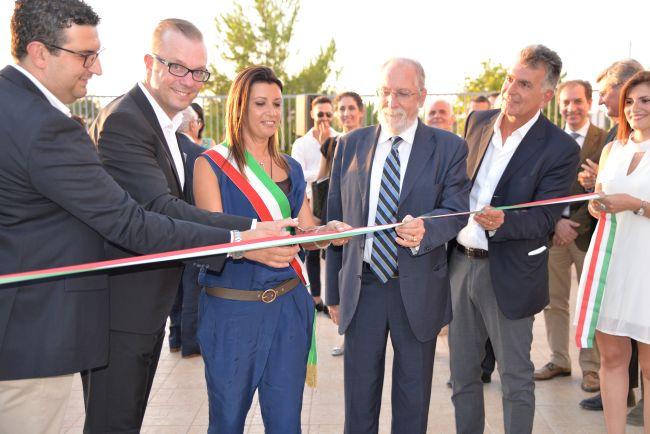 A Bari è stata inaugurata la nuova sede dell'azienda spegializzata in sistemi Storage Senec