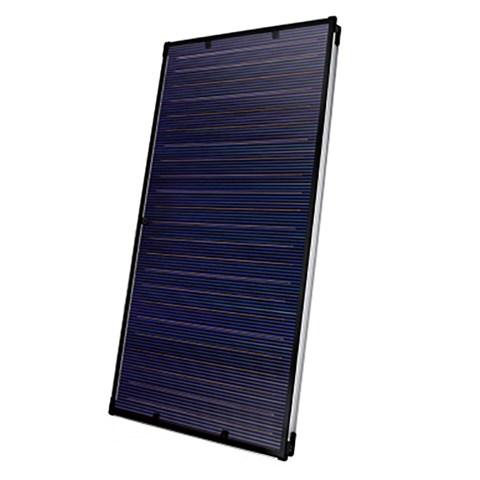 Il collettore solari Zelios XP 2.5-1 V/H