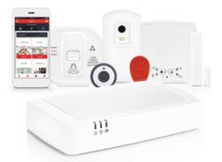 Evohome security per il comfort e sicurezza gestibile tramite APP