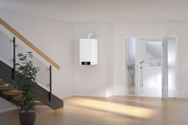 Le caldaie a condensazione Viessmann assicurano riscaldamento efficiente e rispetto dell'ambiente