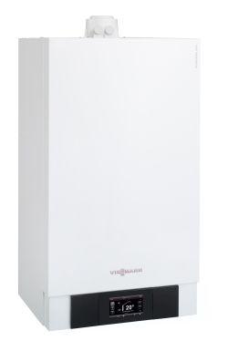 Caldaia a condensazione per abitazini monofamiliari Vitodens 200-W di Viessmann