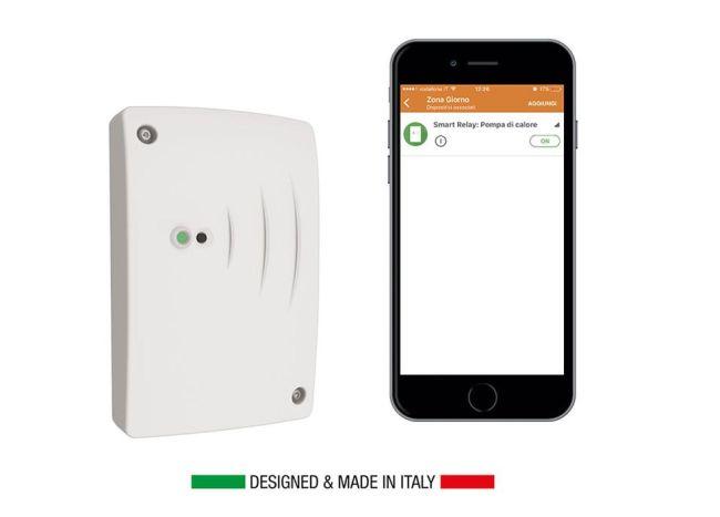 Rialto Smart relay per il controllo remoto per gli apparecchi con ingresso digitale