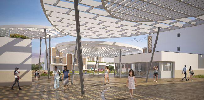Il progetto del resort il Cavallino in Provincia di Venezia unisce lusso e sostenibilità