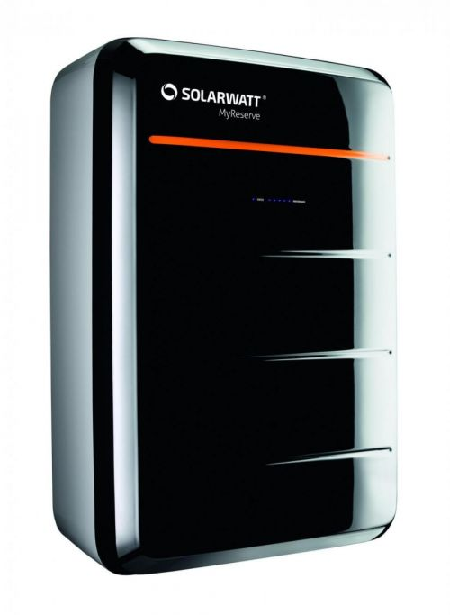 Sistema di accumulo per il fotovoltaico Myreserve di Solarwatt