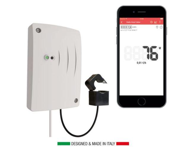 RIALTO Smart Meter, misuratore consumi elettrici