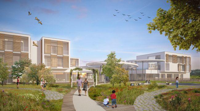 Resort il cavallino perfetta integrazione tra architettura e rispetto dell'ambiente