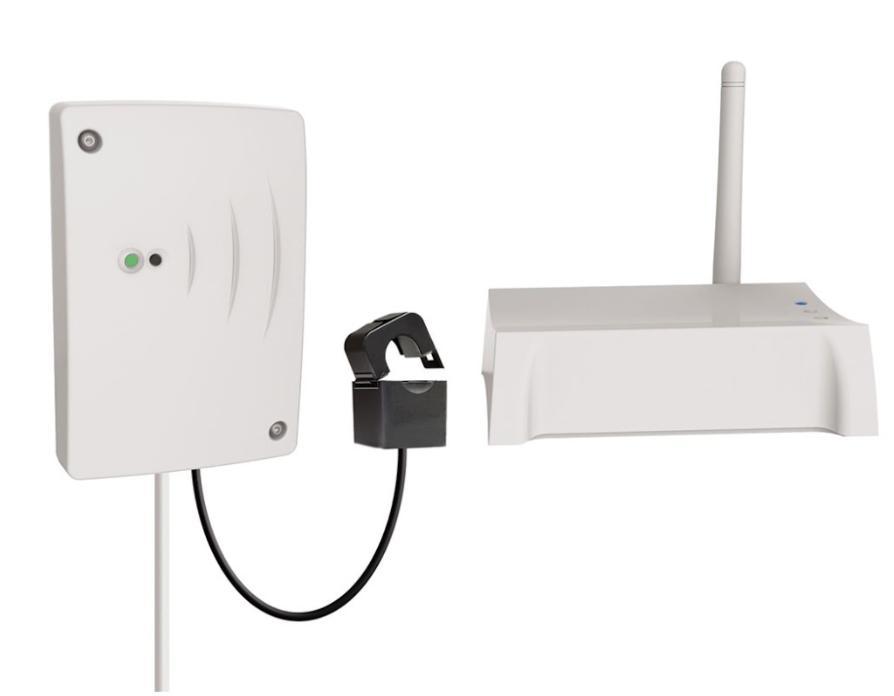 Rialto kit energy monitor, Monitoraggio dei consumi elettrici tramite App