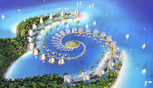 Eco resort Nautilus nelle Filippine