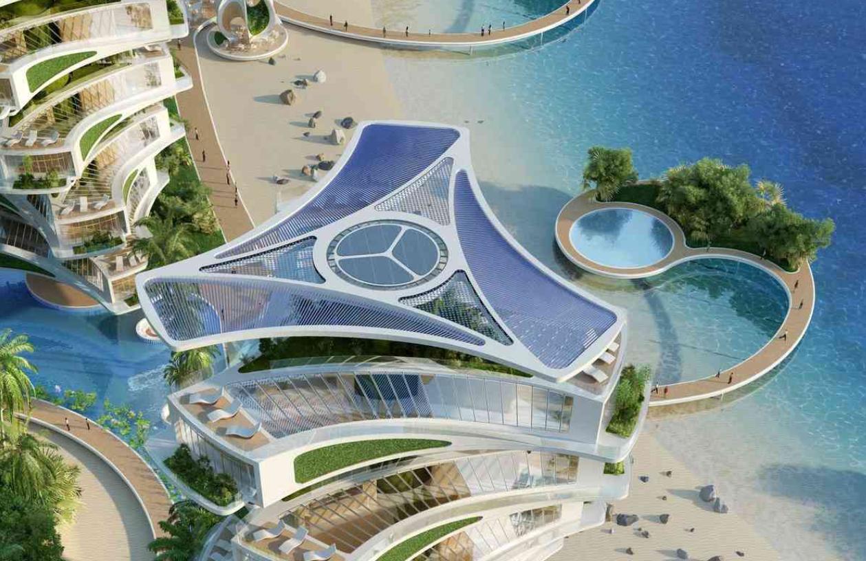 Grazie al fotovoltaico l'eco resort Nautilus sarà energeticamente autosufficiente