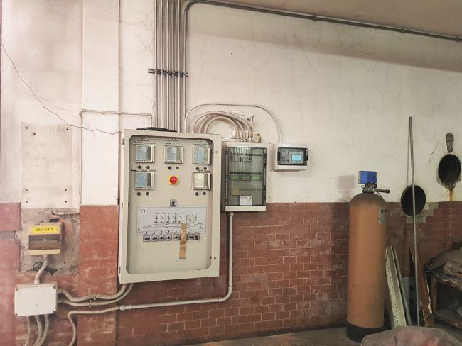 Sistemi Watts per la riqualificazione di un impianto termico di una scuola