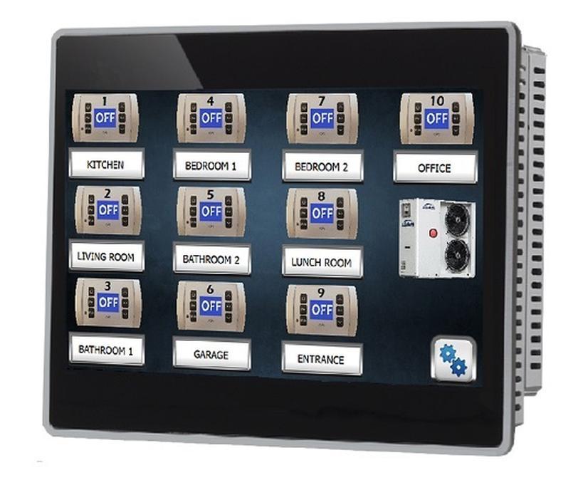 Ergo Light per il monitoraggio singole unità idroniche