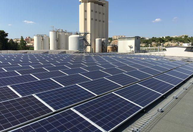 Inverter SMA per l'impianto fotovoltaioco di Heineken a Massafra