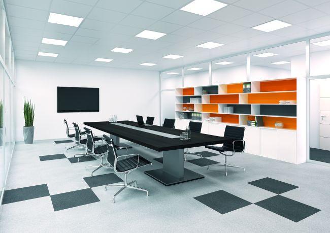 OSRAM Apollon, soluzione di illuminazione efficiente per uffici
