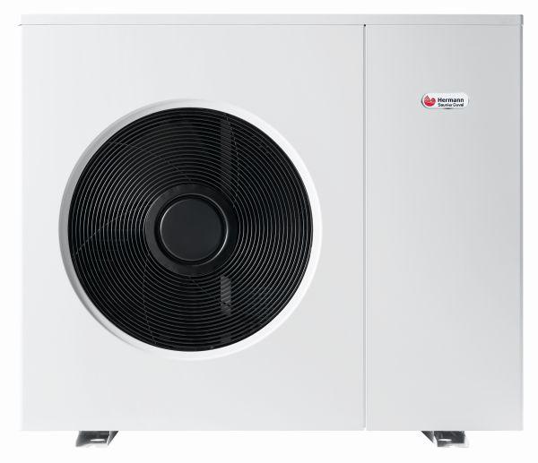 Pompa di calore aria-acqua Genia Air di Hermann