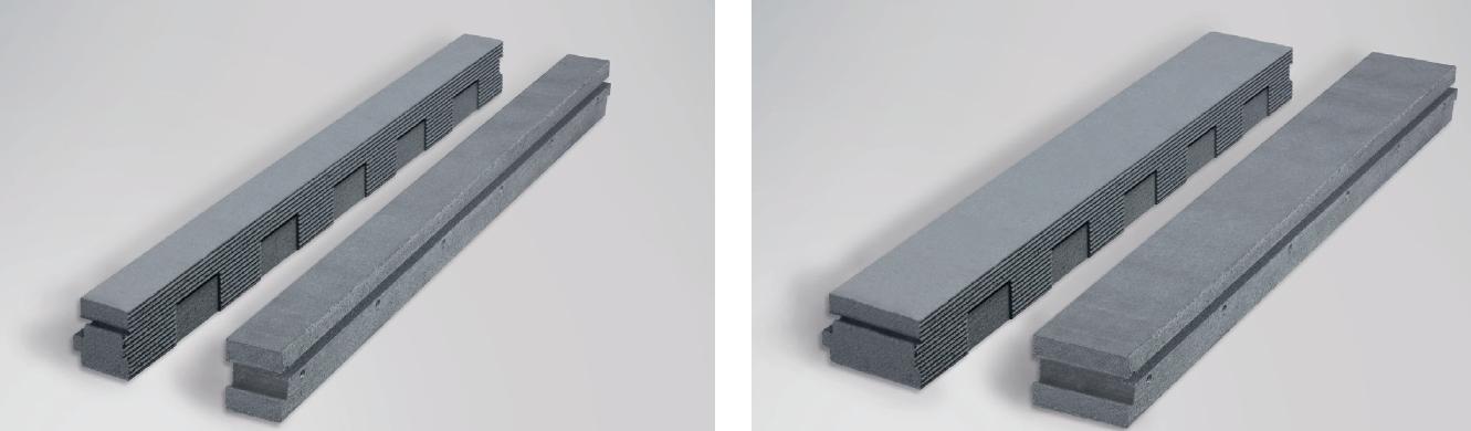 Controtelaio ISO-TOP Winframer Type 3 per il montaggio di serramenti in edifici con cappotto termico