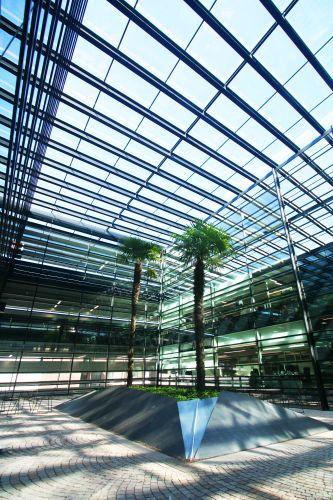 Illuminazione naturale per gli spazi NOI Techpark