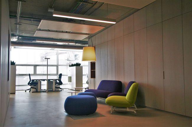 Spazi di lavoro condivisi a NOI Techpark