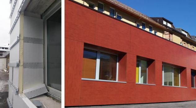 I pannelli Isotec Linea per l'isolamento degli imbotti delle finestre