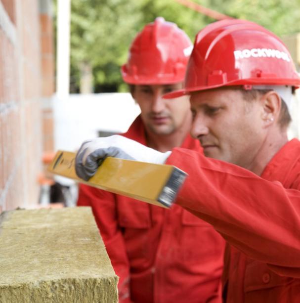 Rockwool migliora le prestazioni termiche dei pannelli in lana di roccia