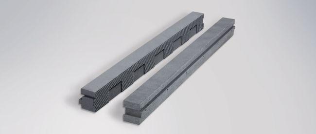 """ISO-TOP WINFRAMER """"TYPE 3"""" per la posa di serramenti in edifici con cappotto termico"""