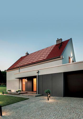 Installazione della copertura Solarteg che produce energia