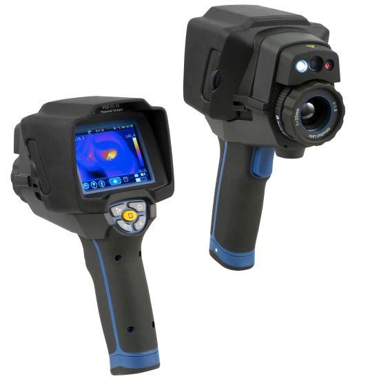 Termocamera PCE-TC 32: per ispezioni anche negli edifici più bui