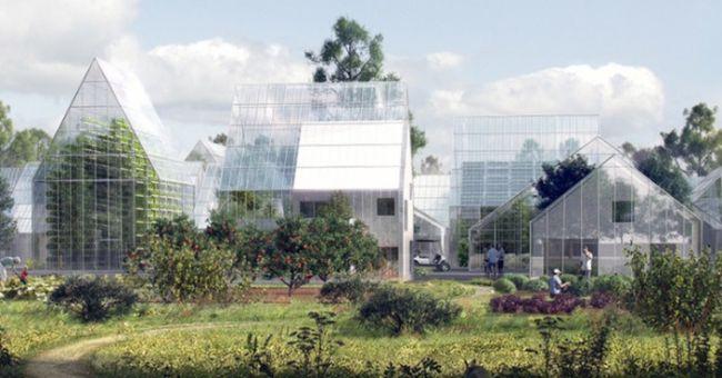 Il progetto di ReGen Village, il villaggio totalmente autosufficiente.