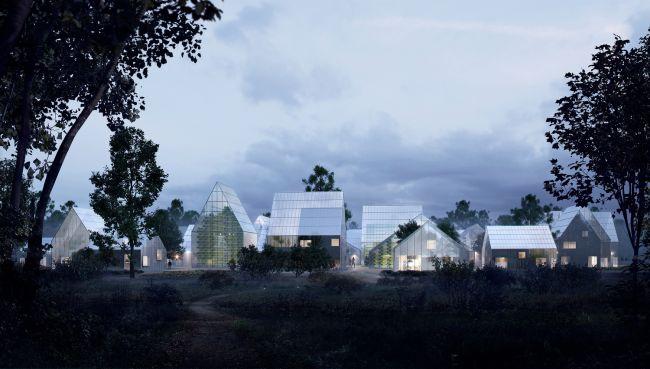 Villaggio ecosostenibile e autosufficiente REGen