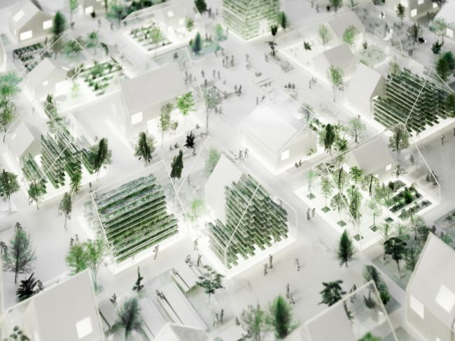 Le architetture del progetto ReGen Villages