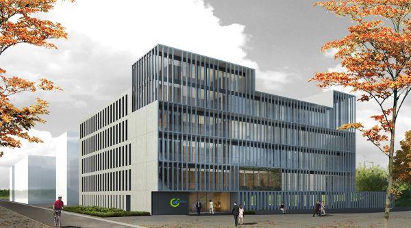 Nuovo IDF Habitat Headquarter a Champigny-sur-Marne