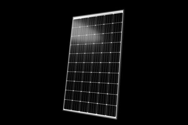 Modulo fotovoltaico a doppio vetro top della linea Vision di Solarwatt