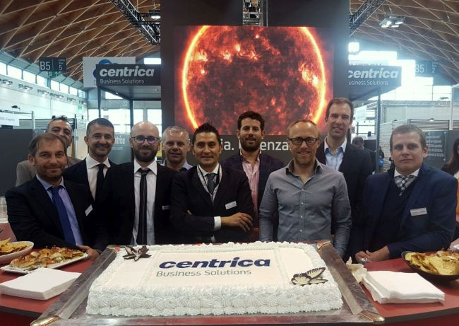 ENER-G DIVENTA CENTRICA BUSINESS SOLUTIONS