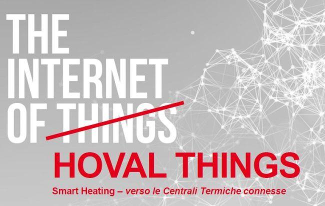 Le soluzioni Hoval nell'ambito dell'IoT