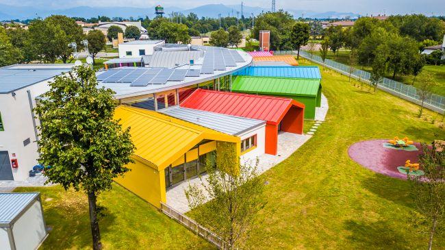 Inaugurata a Bagnolo Mella una scuola per l'infanzia bella e sostenibile