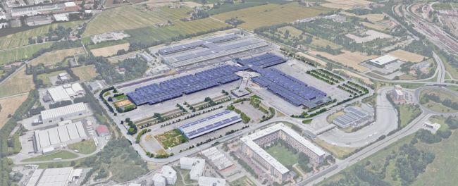 Fico Eataly World a Bologna con il più grande tetto fotovoltaico d'Europa
