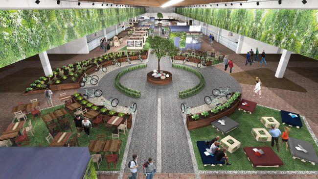 Fico Eataly World a Bologna è il parco agroalimentare sostenibile ed efficiente più grande del mondo