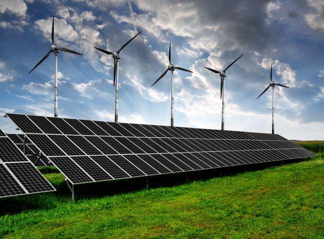 Energia, il 17% dei consumi coperti da rinnovabili