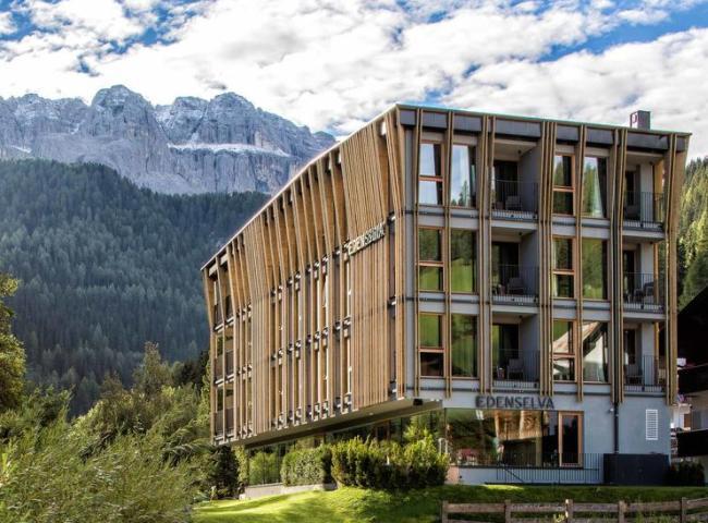 Viessmann per la rqualificazione del Mountain Design Hotel EdenSelva,