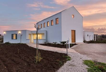 Rubner haus realizza un monastero in legno in Puglia, sostenibile e ad alto comfort