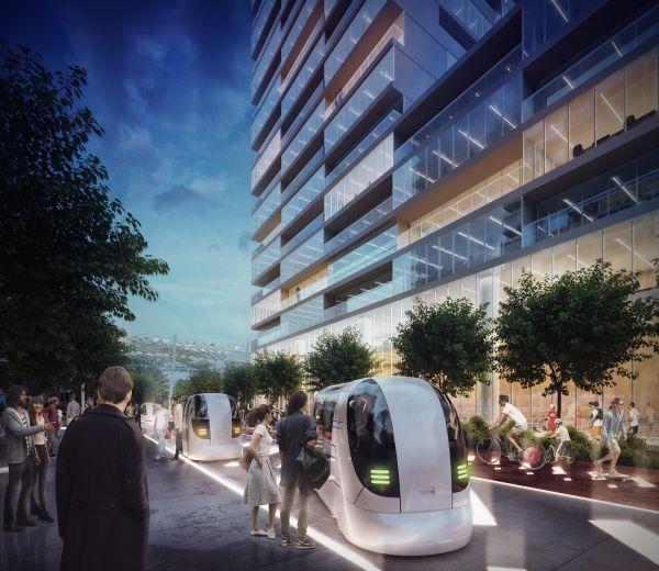 Nel Parco della scienza di Milano ci si potrà muovere con vetture a guida autonoma