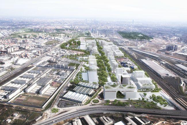 Il Parco della Scienza di Milano sarà una grande hub urbana eco-friendly