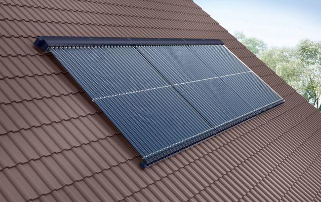 Viessmann: pannello solare termico sottovuoto ad alta efficienza Vitosol 300-TM