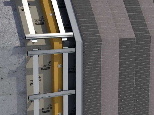 Sistema PIXEL per il rivestimento di SanMarco