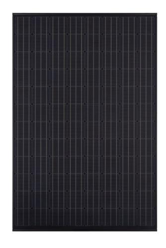 Nuovi pannelli solari HIT® KURO di Panasonic all black